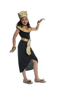 Monster Kleopatra Kinder Kostum Grosse M Karneval 50239 Fasching