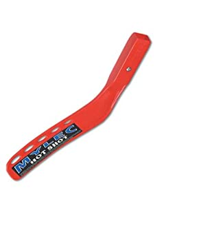 Mylec Hot-shot Jet-flo 18x12 Small Hockey Replacement Blade (Right, Red) 0