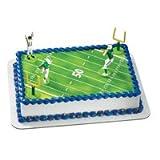 Football Field Cake Decorating Set