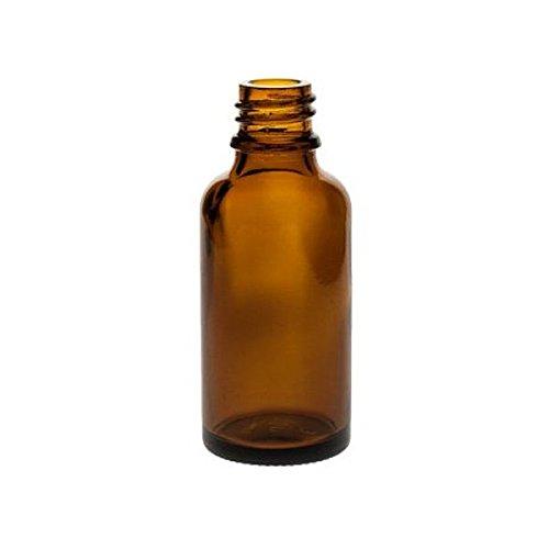 Viva Haushaltswaren nbsp;- 10 frascos cuentagotas de vidrio, para farmacia, color marrón, vidrio, marrón, 30 ml: Amazon.es: Hogar