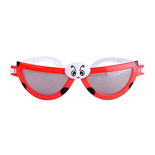 lightclub Foldable Transformation Sunglasses Glasses Cute Child Eyewear Shades Goggles Novelty Funny Toy for Kids Baby Girls Boys Random Color