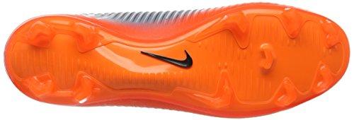 Nike Mercurial Veloce III Dynamic Fit Cr7 FG, Scarpe da Calcio Uomo Grigio (Cool Grey/Wolf-grey)