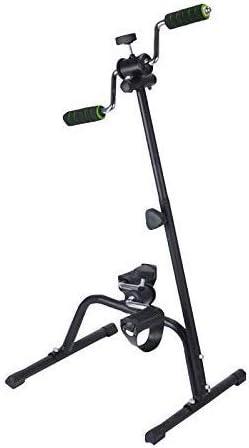 Bicicleta de spinning máquina de pasos con cintas de entrenamiento de fitness cubierta escalera paso a paso ajustable Mini Gimnasio Máquinas de ejercicios paso a paso ejercicio Cardio Trainer acción d: Amazon.es: