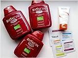 BIOXCIN FORTE HAIR LOSS SHAMPOO 3 PCS IN 1 BOX