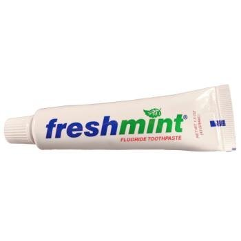 Organic Travel Kit 1.5 Oz Organics - 1.5 oz Freshmint Toothpaste Case Pack 144 by Freshmint