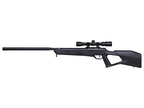 Benjamin BTN217SX Trail Nitro Piston 2 Air Rifle with Scope, 0.177-Calibre