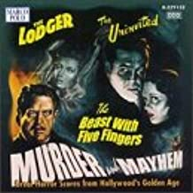 Murder and Mayhem: Suites from The Lodger (1944 Film) / The Beast With Five Fingers (1946 Film) / The Uninvited (1944 Film) [3 on 1]
