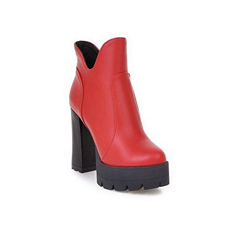A Donna Balamasa Pantofole Red Stivaletto 4wxq56P