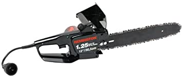 Amazon remington 076728k 15 hp 12 electric chain saw remington 076728k 15 hp 12quot electric chain saw greentooth Gallery