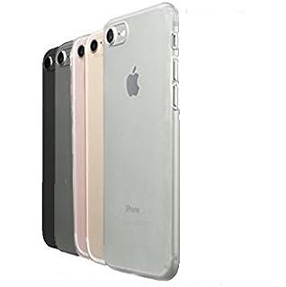 bc5c94c176 Amazon | SZMM iPhone7対応 保護カバー ハード アクリル ケース 透明 ...