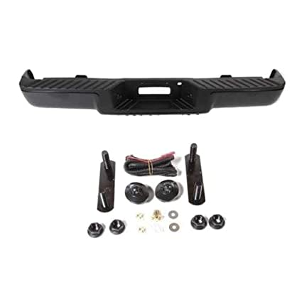 Outstanding Amazon Com Oe Replacement Ford F 150 Rear Bumper Assembly Pdpeps Interior Chair Design Pdpepsorg