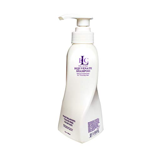 ELC Rejuvenating Shampoo 12 Ounce Is a Sulfate Free