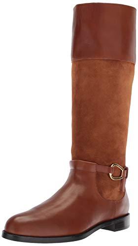 Lauren Ralph Lauren Women's Harlee Fashion Boot, Brown, 11 B US