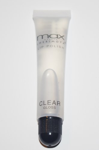 Ultra Shine Lip Gloss - MAX Makeup Cherimoya Lip Polish Clear