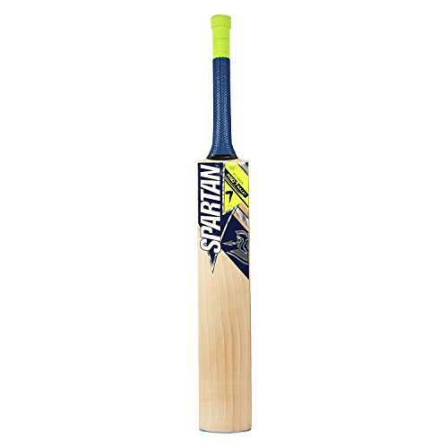 Spartan MSD-Bullet English Willow Cricket Bat, Short Handle by Spartan