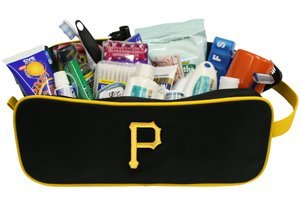 Charm14 MLB Pittsburgh Pirates Travel Case with Embroidered Logo