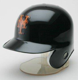 Throwback Mini Batting Helmet - Riddell New York Giants Throwback MLB Replica Mini Batting Helmet from