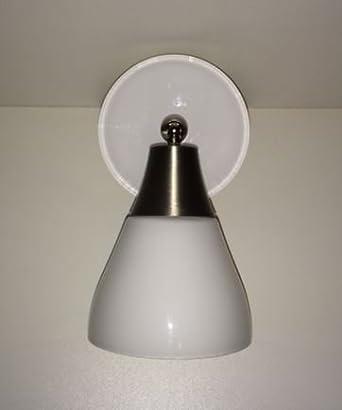 WOFI Strahler f/ür Tangens Schienensystem Halogen Kugelleuchte Spot Leuchte Lampe 1x G4 10Watt