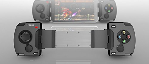 i-rocks G01/Wireless Bluetooth Mobile Game Pad/ IOS, Android /Schwarz