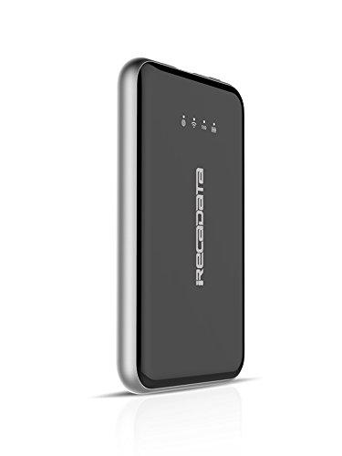irecadata i7 128GB Wireless Wifi External Portable USB 3.1 Solid State Drive SSD Built in 2250 mah Power Bank by irecadata (Image #4)