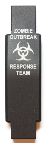 Laser Engraved Enhanced Trigger Guard - Zombie Outbreak Response Team
