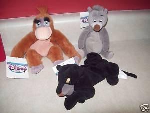 - Disney Jungle Book Set of 8