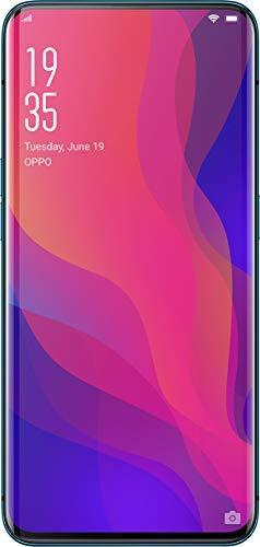 OPPO Find X  Glacier Blue, 8 GB RAM, 256 GB Storage