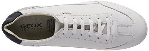Geox Herre U Keilan B Sneaker Weiß (hvid) TypSAr