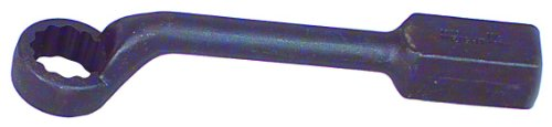 (Wright Tool #1932 12-Point Striking Face Box Wrench Offset Handle)