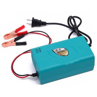 Ariic 12V Automatic Battery Charger Maintainer Trickle Ma...