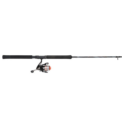 Shakespeare CH9025SPBO Crappie Hunter Spinning Rod and Reel Combo, 9 Feet, Light Power