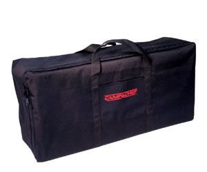 Camp Chef Carry Bag for Two-Burner Stoves - Three Tank Pro Way Bag