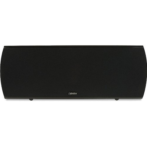 Definitive Technology ProCenter 2000 Compact Center Speaker (Single, Black) by Definitive Technology