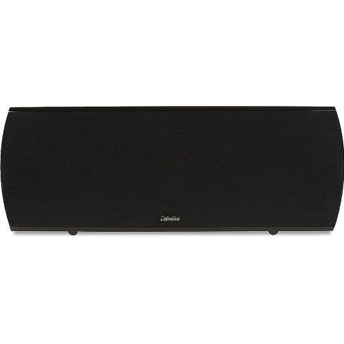 Definitive Technology ProCenter 2000 Compact Center Speaker (Single, Black)