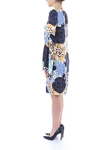 Grace Azul Mujer Manila Vestido A337vs dUqFR1