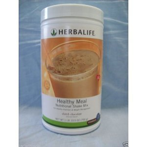 HERBALIFE FORMULA 1 SHAKE DUTCH CHOCOLATE CANISTER 26.04 OZ Review