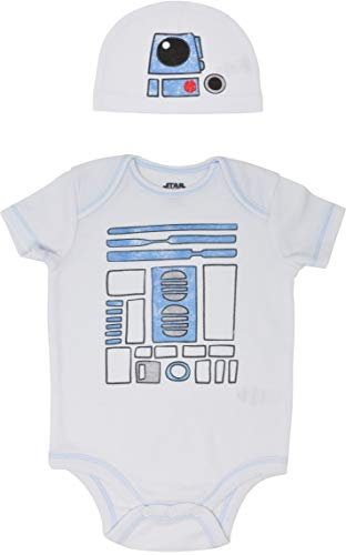 Star Wars R2-D2 Baby Boys Short Sleeve Costume