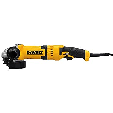 DeWalt DWE43116 4-1/2 5 High Performance Trigger Switch Grinder