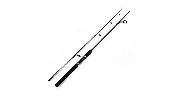 Amazon.com : Fibra de Carbono DealMux Viagem Outdoor Hetero Pesca Superhard Spinning Rod Pole : Sports & Outdoors