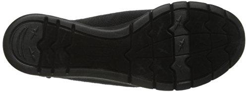 Bobs De Skechers Pureflex Supastar Flat Negro - Black/black