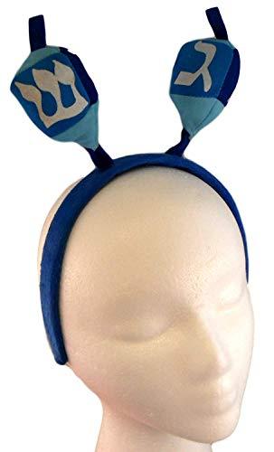 Magic Creations Hanukkah Dreidel Headband]()