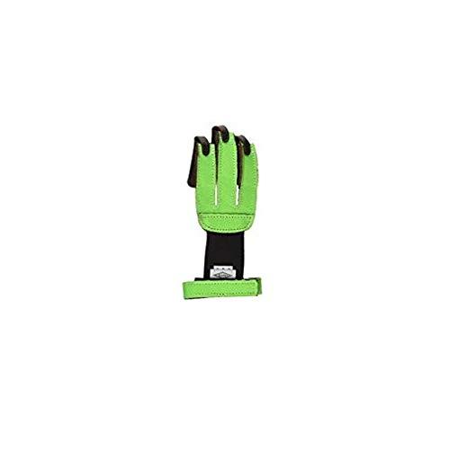 Neet 60022 FG-2N Gloves, Medium, Neon Green by Neet