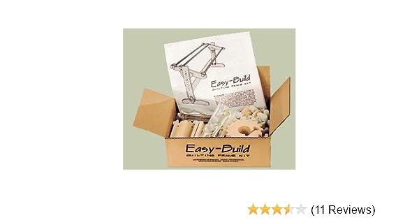 Amazon.com: Hinterberg Design Easy Build Quilting Quilt Frame Kit