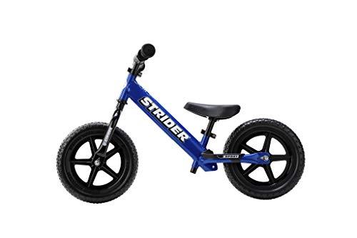 🥇 Strider 12 Sport – Bicicleta sin Pedales Ultraligera – para niños de 18 Meses