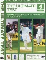 The Ultimate Test: England vs West Indies 2nd Test 2000