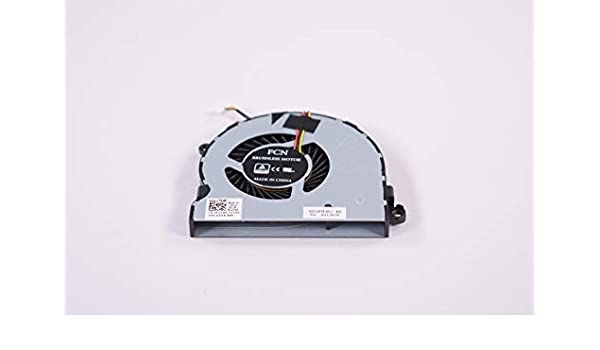 CGF6X CPU Cooling Fan For DELL INSPIRON 15 3565 3567 3568 P63F Vostro 14 3468