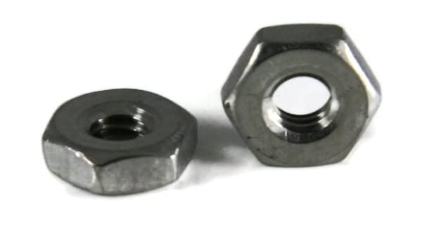 """5//8/""""-11 Heavy Hex Nut Zinc Plated Steel Heavy Nuts Qty-1000"""