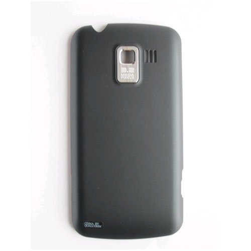 LG Enlighten VS700 Optimus Slider LS700 Standard Battery Door Back Cover (Lg Optimus Slider Cover)