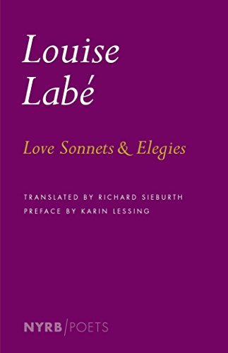 Love Sonnets and Elegies (NYRB Poets) by NYRB Poets
