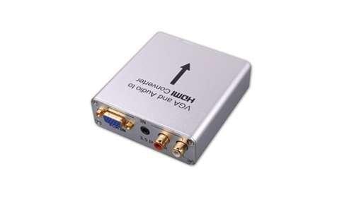 Vanco 280553 S-VGA + Audio to HDMI Converter by Vanco